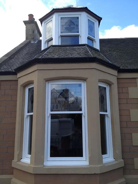 Stained glass windows - Timber Windows Solutions Glasgow Edinburgh ...