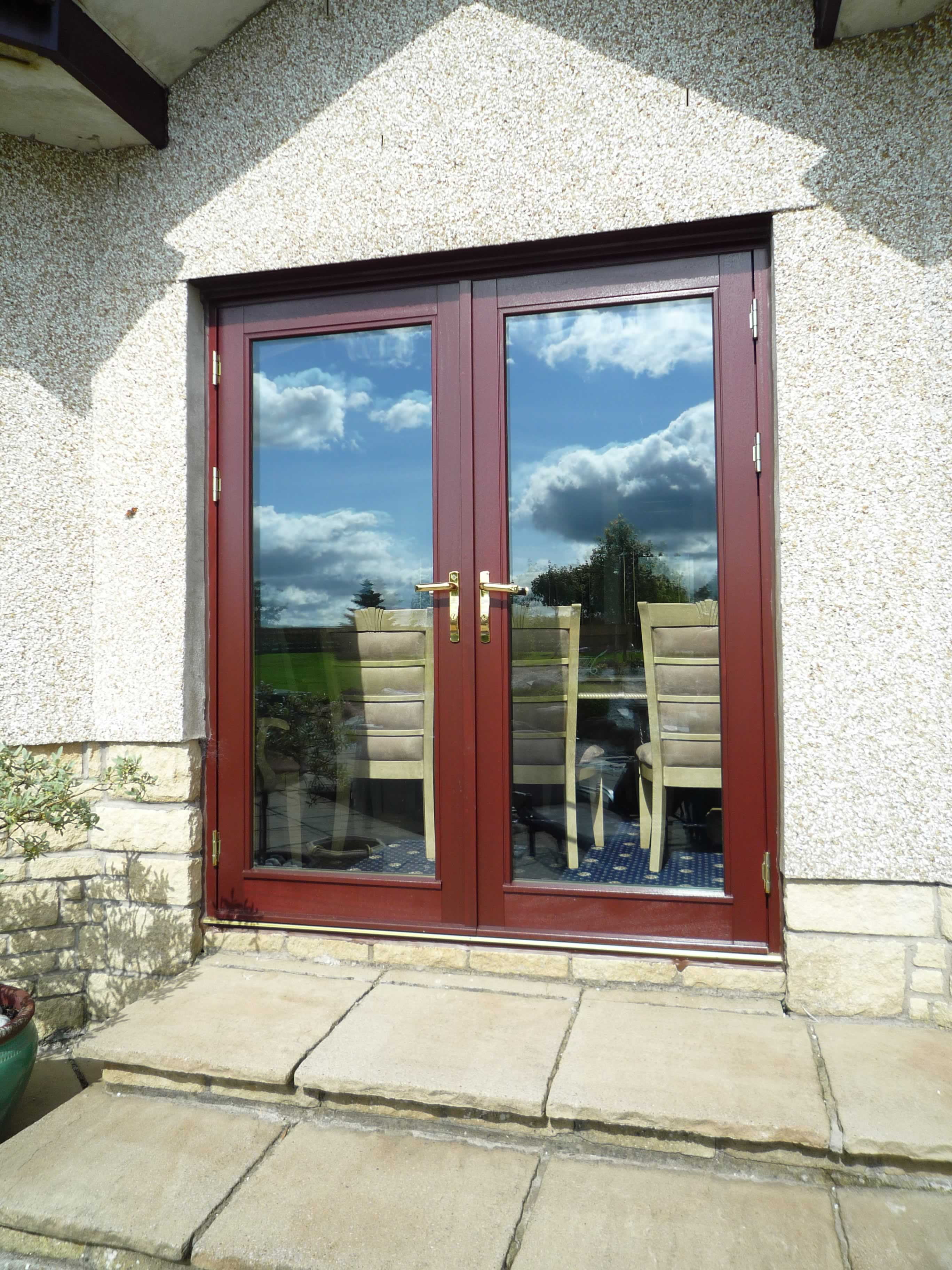 French Doors Timber Windows Solutions Glasgow Edinburgh