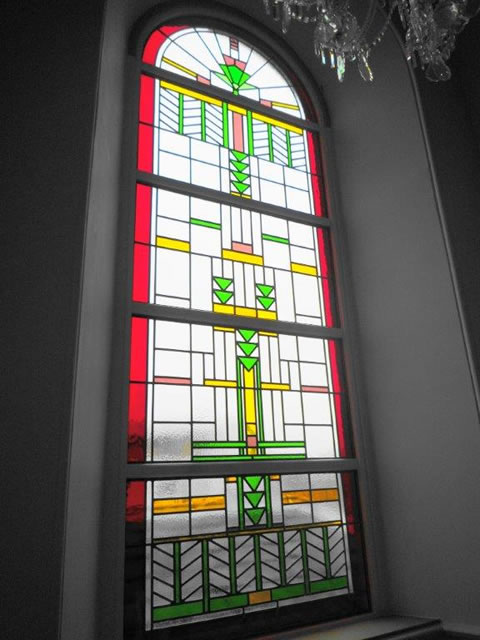 Stained Glass Windows Timber Windows Solutions Glasgow
